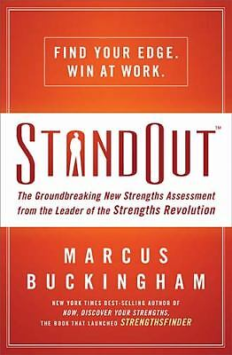 NEW - Standout (Hardcover) *Free fast shipping*