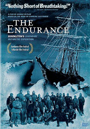 The Endurance - Shackleton's Legendary Antarctic Expedition by Liam Neeson, Jul