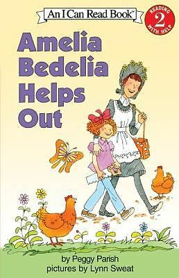 Amelia Bedelia Helps Out (I Can Read Book 2) by Parish, Peggy