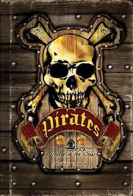 Pirates : Scourge of the Seas by John Reeve Carpenter (2008, Hardcover)