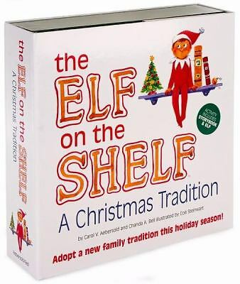 The Elf on the Shelf, a Christmas Tradition: Carol V. / Bell, Chanda A. Aeberso