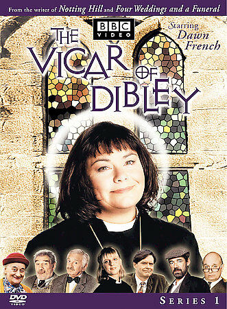 The Vicar of Dibley - The Complete Series 1 by Dawn French
