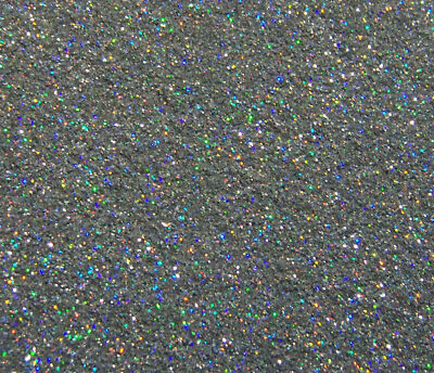 *Silver Holographic* Extra Fine Glitter, 1 FULL TSP! Pixie Dust, Powder Nail Art