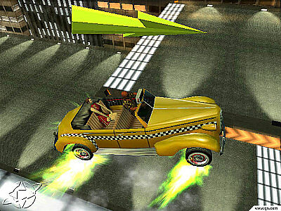 Crazy Taxi 3 - Xbox by
