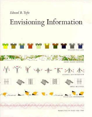 Envisioning Information by Tufte, Edward R.