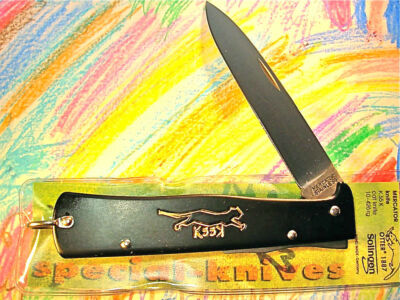 Mercator k55k cat knife Otter messr Solingen Germany L154S 10-426 lock back hunt