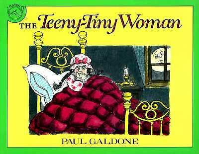 The Teeny-Tiny Woman by Paul Galdone