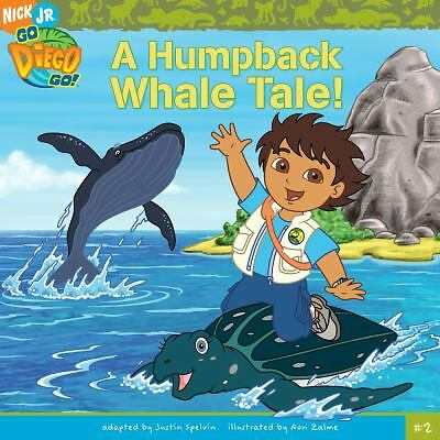 A Humpback Whale Tale (Go, Diego, Go!) by