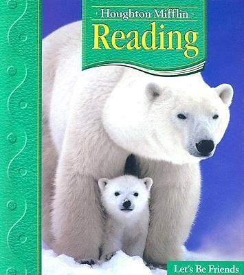 Houghton Mifflin Reading: Student Edition1.2 Let's Be Friends 2005 by HOUGHTON