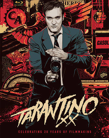 Tarantino XX: 8-Film Collection (Reservoir Dogs / True Romance / Pulp Fiction /