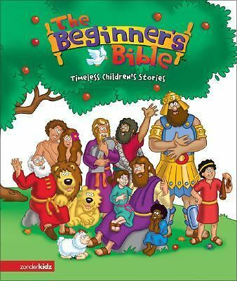 The Beginner's Bible: Timeless Children's Stories by