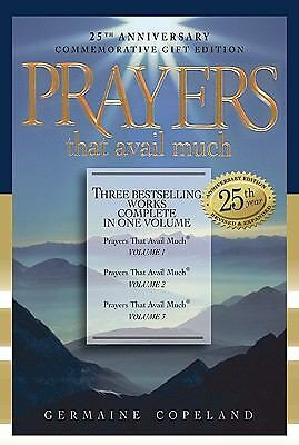 Prayers That Avail Much, 25th Anniversary Commemorative Gift Edition by Germain