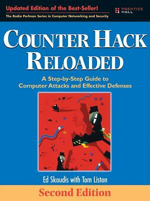 Counter Hack Reloaded: A Step-by-Step Guide to Computer Attacks and Effective D