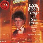 Live at Carnegie Hall by Kissin, Evgeny