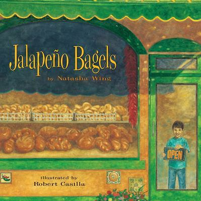 Jalapeno Bagels by Wing, Natasha