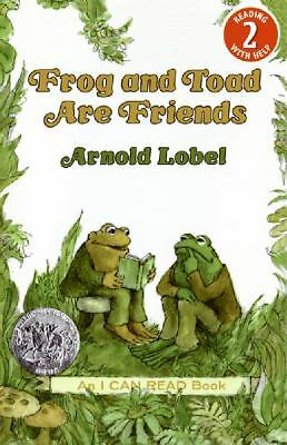 Frog and Toad Are Friends by Arnold Lobel  Paperback