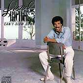 Can't Slow Down by Richie, Lionel
