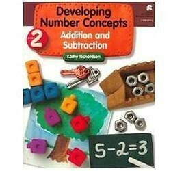 Developing Number Concepts, Book 2: Addition and Subtraction by Kathy Richardso
