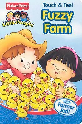 My Fuzzy Farm (Fisher-Price Little People) by Reader's Digest
