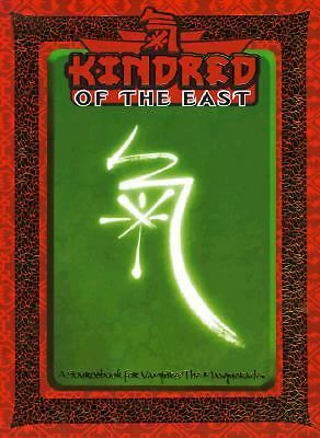 Kindred of the East (For Vampire, the Masquerade) by Achilli, Justin, Brucato,