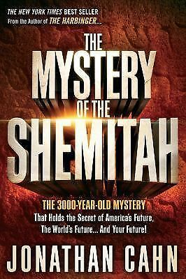 The Mystery of the Shemitah by Jonathan Cahn (Paperback)