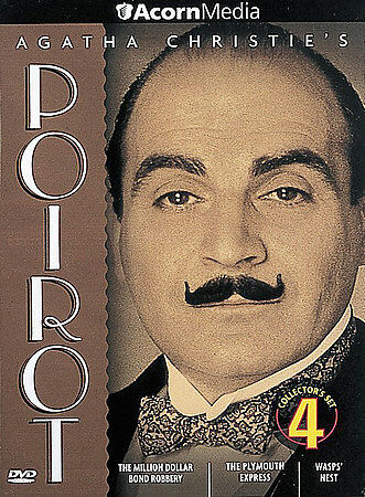Agatha Christie's Poirot: Collector's Set Volume 4