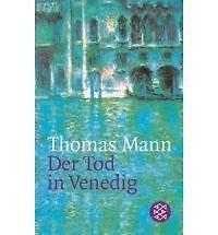 Der Tod in Venedig (German Edition) by Thomas Mann