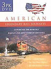 American Legendary Rail Journey