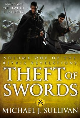 Theft of Swords (Riyria Revelations): J. Sullivan, Michael