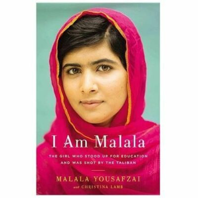 I Am Malala: The Girl Who Stood Up for Education and Was Shot by the Taliban by