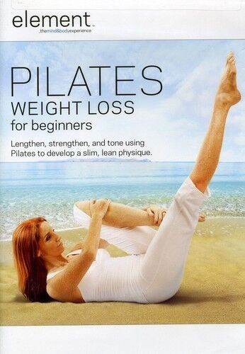 Element: Pilates Weight Loss for Beginners by Brooke Siler
