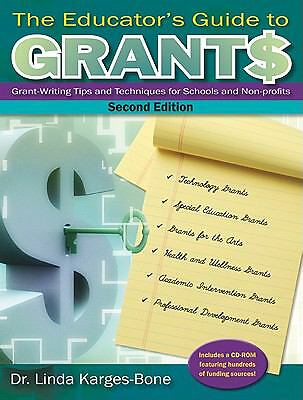 The Educator's Guide to Grants: Dr. Linda Karges-Bone