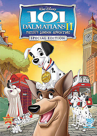 101 Dalmatians II: Patch's London Adventure (Special Edition)