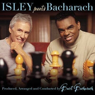 Here I Am: Isley Meets Bacharach by Ronald Isley (CD, Nov-2003, Dreamworks SKG)