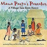 Mama Panya's Pancakes by Mary Chamberlin, Richard Chamberlin