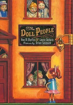 The Doll People by Ann M. Martin, Laura Godwin, HPFC