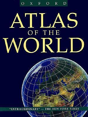Atlas of the World by