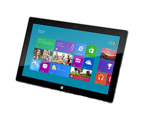 "Microsoft Surface RT 10.6"" HD Tablet 32GB, Wi-Fi - Black (7XR-00001)"