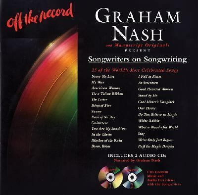 OFF THE RECORD - GRAHAM NASH