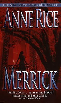Merrick (Vampire/Witches Chronicles) by Rice, Anne