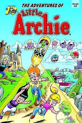 The Adventures of Little Archie Vol.1 (Archie Classics) by Bolling, Bob