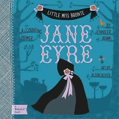 Jane Eyre: A BabyLit Counting Primer by Adams, Jennifer