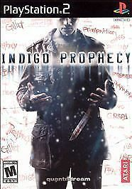Indigo Prophecy - PlayStation 2 by Atari Inc.