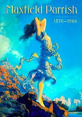 Maxfield Parrish: 1870-1966 by Yount, Sylvia
