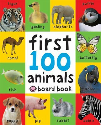 First 100 Animals: Priddy, Roger