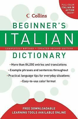 Collins Beginner's Italian Dictionary, 2nd Edition (Collins Language) by Harper