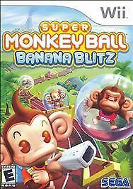 Super Monkey Ball: Banana Blitz by