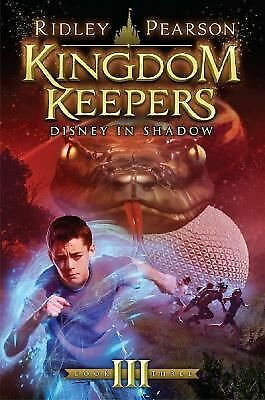 Kingdom Keepers III: Disney in Shadow: Pearson, Ridley
