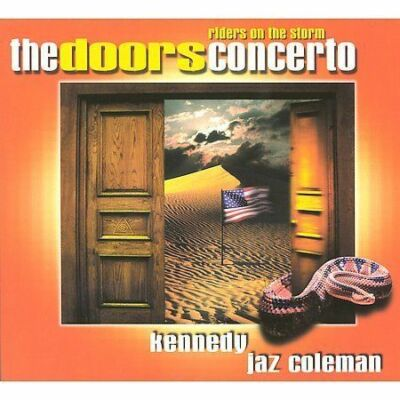 Riders on the Storm: The Doors Concerto by Jaz Coleman (Singer/Songwriter)...
