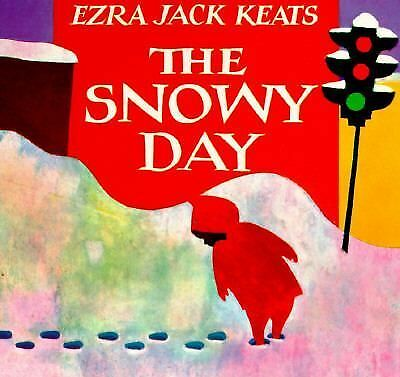 The Snowy Day Board Book by Ezra Jack Keats